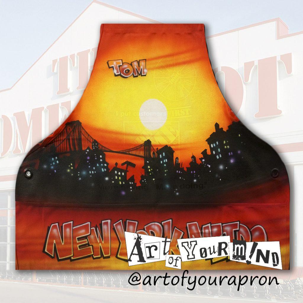 Art Of Your Apron Home Depot Aoym